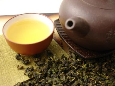Tung Ding Oolong (Dong Ding-medium roasted)
